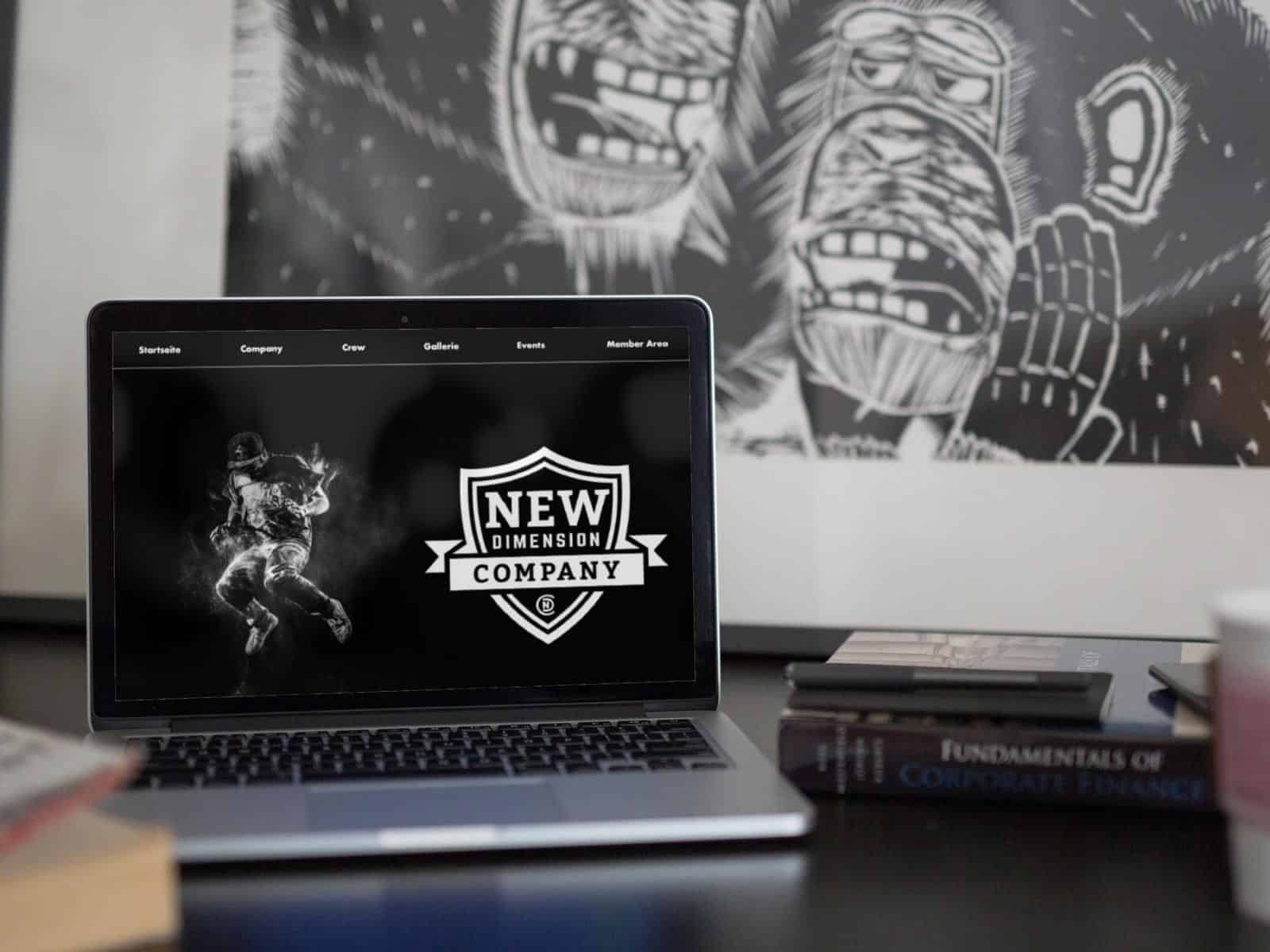 Website erstellen lassen für Tanzschule